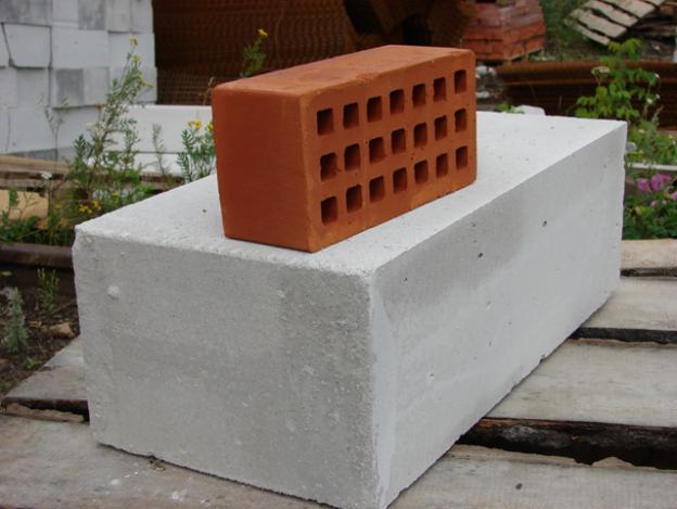 Какие блоки лучше газобетонные или керамзитобетонные
